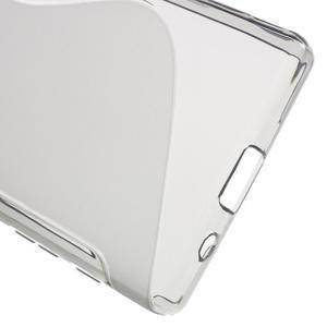 S-line gélový obal pre Sony Xperia Z5 Compact - sivý - 4