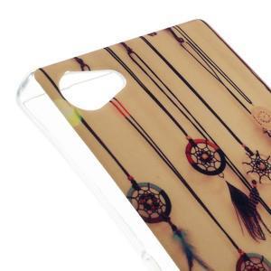 Gélový obal pre mobil Sony Xperia Z5 Compact - catchers - 4
