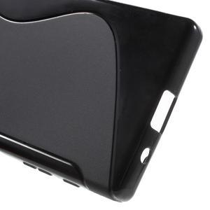 S-line gelový obal na Sony Xperia Z5 Compact - černý - 4