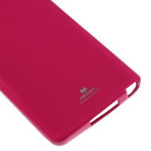 Jells gélový obal pre mobil Xiaomi Mi Note - rose - 4