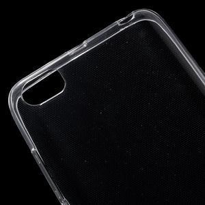 Ultratenký gélový obal pre Xiaomi Mi5 - transparentné - 4