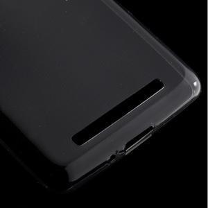 Ultratenký slim gélový obal pre mobil Xiaomi Redmi 3 - sivý - 4