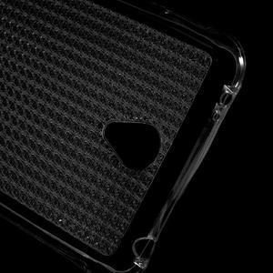 Diamonds gélový obal pre Xiaomi Redmi Note 2 - transparentné - 4