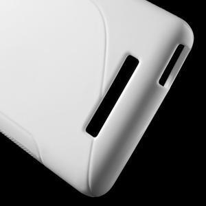 S-line gélový obal pre Xiaomi Redmi Note 3 - biele - 4