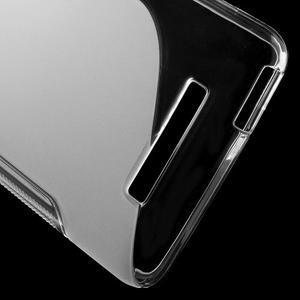 S-line gelový obal na Xiaomi Redmi Note 3 - transparentní - 4