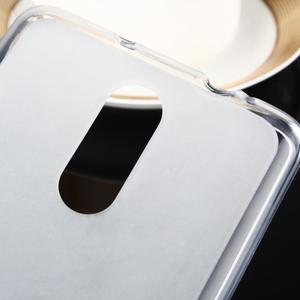 Matný gélový obal pre Xiaomi Redmi Note 3 - biele - 4