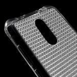 Diamonds gelový obal na Xiaomi Redmi Note 3 - transparentní - 4/5