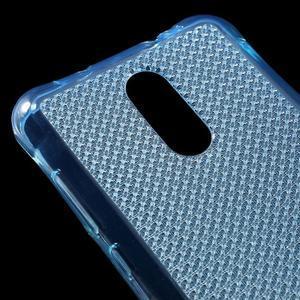 Diamonds gélový obal pre Xiaomi Redmi Note 3 - modrý - 4