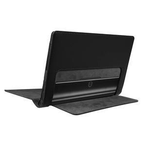 Safe PU kožené puzdro pre tablet Lenovo Yoga Tab 3 8.0 - čierné - 4