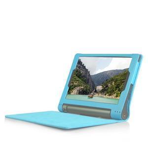 Puzdro na tablet Lenovo Yoga Tab 3 8.0 - světlemodré - 4