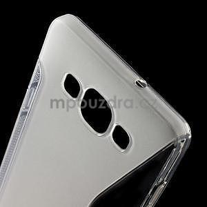 Gélové s-line puzdro pre Samsung Galaxy A5 - transparentný - 4