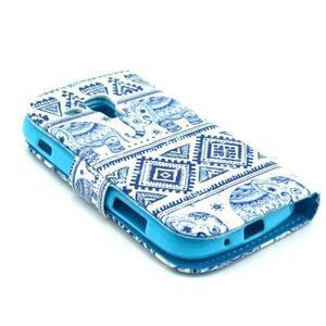 Safety puzdro pre Samsung Galaxy S Duos/Trend Plus - slony - 4