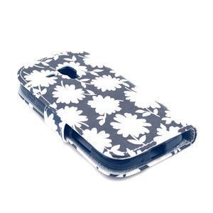 Safety puzdro pre Samsung Galaxy S Duos / Trend Plus - kvietky - 4