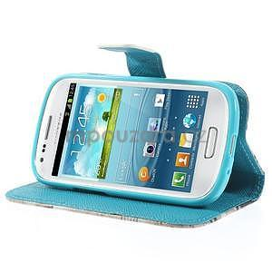 Puzdro na mobil Samsung Galaxy S3 mini - Eiffelovka - 4