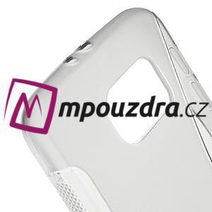 Gélové s-line puzdro na Samsung Galaxy S6 - šedé - 4