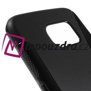 Gélové s-line puzdro pre Samsung Galaxy S6 - čierné - 4