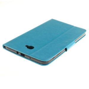 Dandelion PU kožené puzdro pre Samsung Galaxy Tab A 10.1 (2016) - modré - 4