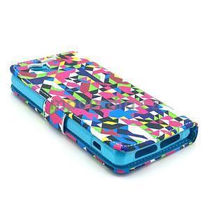 Puzdro pre mobil Sony Xperia Z1 Compact - geometrické tvary - 4