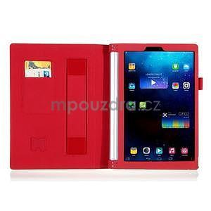 Ochranné puzdro pre Lenovo Yoga Tablet 2 10.1 - červené - 4