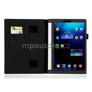 Ochranné puzdro na Lenovo Yoga Tablet 2 10.1 - čierne - 4