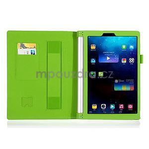 Ochranné puzdro pre Lenovo Yoga Tablet 2 10.1 - zelená - 4