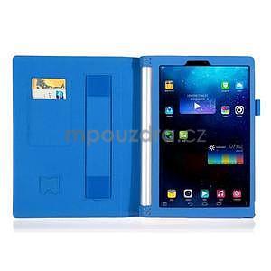 Ochranné puzdro na Lenovo Yoga Tablet 2 10.1 - modré - 4