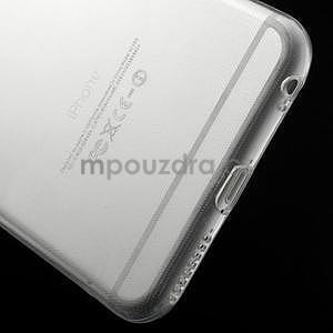 Ultratenký transparentný obal pre iPhone 6 Plus a 6s Plus - 4