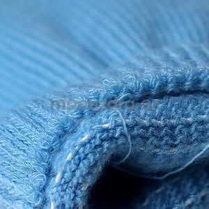 Touch dotykové rukavice pre mobil - modré - 4