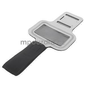Jogy bežecké puzdro na mobil do 125 x 60 mm - šedé - 4