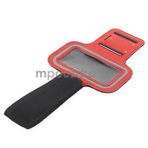 Jogy bežecké puzdro na mobil do 125 x 60 mm - červené - 4