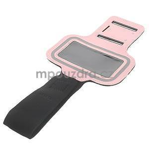 Jogy bežecké puzdro na mobil do 125 x 60 mm - ružové - 4