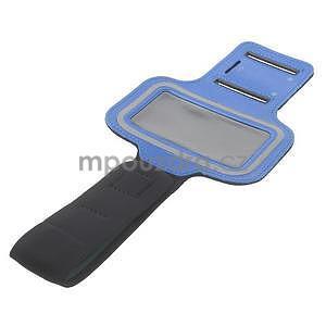 Jogy bežecké puzdro na mobil do 125 x 60 mm - modré - 4