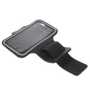 Gymfit športové puzdro pre telefón do 125 x 60 mm - čierne - 4
