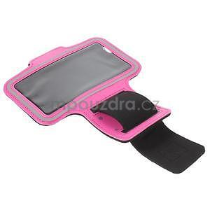 Gymfit športové puzdro pre telefón do 125 x 60 mm - rose - 4