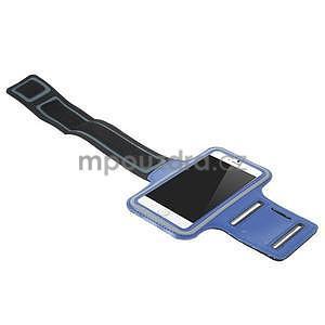 Gymfit športové puzdro pre telefón do 125 x 60 mm - tmavomodré - 4
