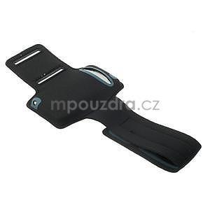 Gymfit športové puzdro pre telefón do 125 x 60 mm - biele - 4