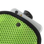 Fit puzdro na mobil až do veľkosti 160 x 85 mm - zelené - 4/6