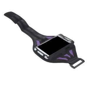 Fit puzdro na mobil až do veľkosti 160 x 85 mm - fialové - 4