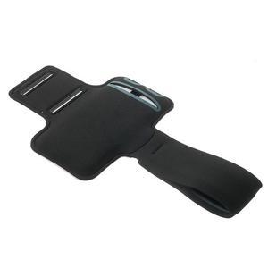 Fitsport puzdro na ruku pre mobil do veľkosti až 145 x 73 mm - ružové - 4
