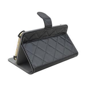 Luxury univerzální pouzdro na mobil do 148 x 76 x 21 mm - černé - 4
