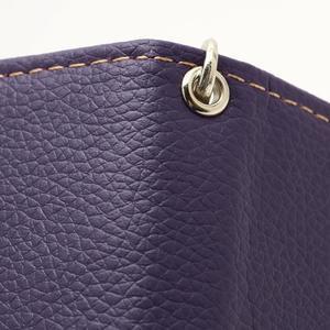 Softy univerzálne puzdro pre mobil do 137 × 71 × 8,6 mm - fialové - 4