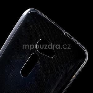 Ultra tenký slim gélový obal na Asus Zenfone 2 ZE500CL - transparentný - 4