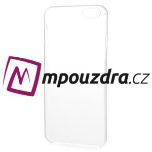 Ultra slim 0.3 mm plastové puzdro na iPhone 6, 4.7  - transparentný - 5