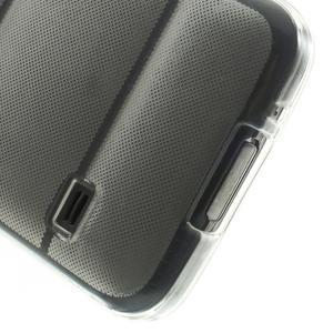 Gelové pouzdro na Samsung Galaxy S5 mini G-800- vesta transparentní - 5
