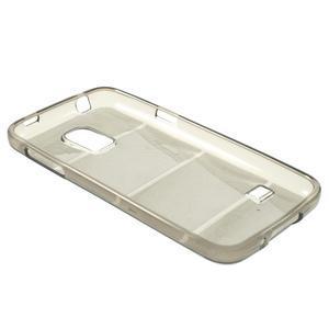 Gélové puzdro na Samsung Galaxy S5 mini G-800- vesta šedá - 5