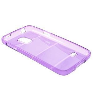 Gélové puzdro pre Samsung Galaxy S5 mini G-800- vesta fialová - 5