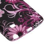 Gélové puzdro pre Samsung Galaxy Note 4- farebné motýle - 5/5