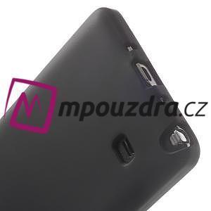 Gélové puzdro pre Samsung Galaxy Note 4- čierné - 5