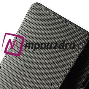 Peňaženkové puzdro na Sony Xperia Z3 D6603 - motýlí - 5