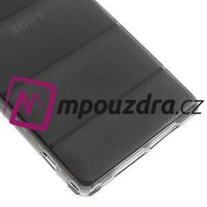 Gélové Body puzdro na Sony Xperia Z1 C6903 - šedé - 5